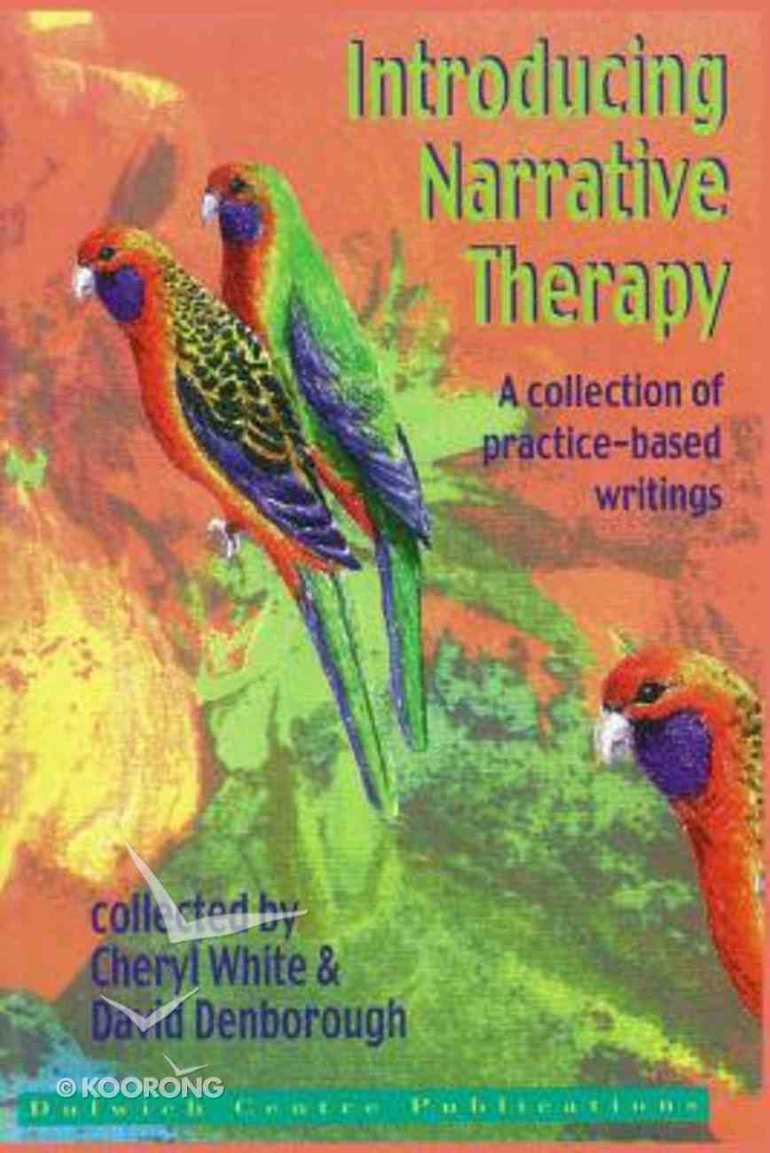 Narrative Therapy Paperback