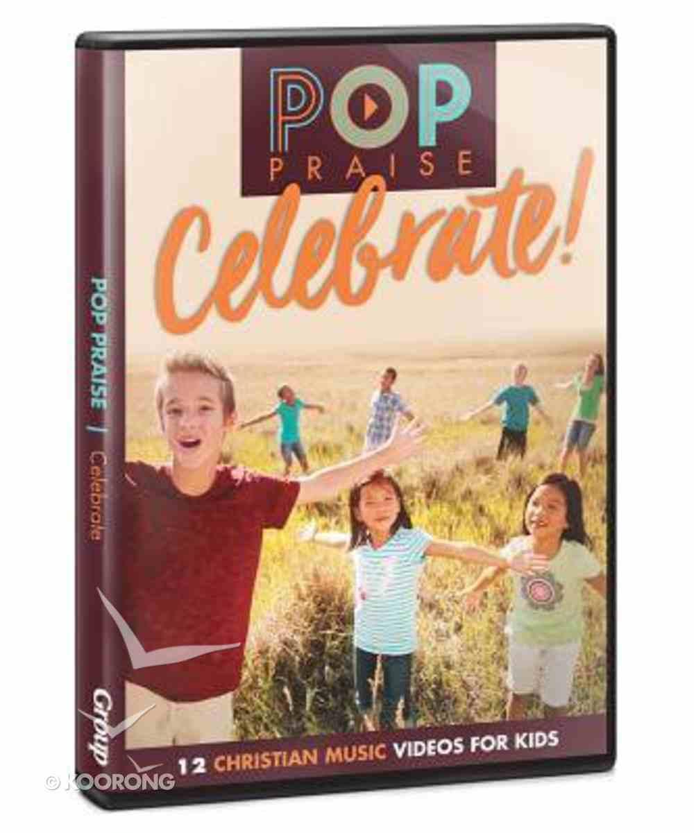 Pop Praise: Celebrate DVD