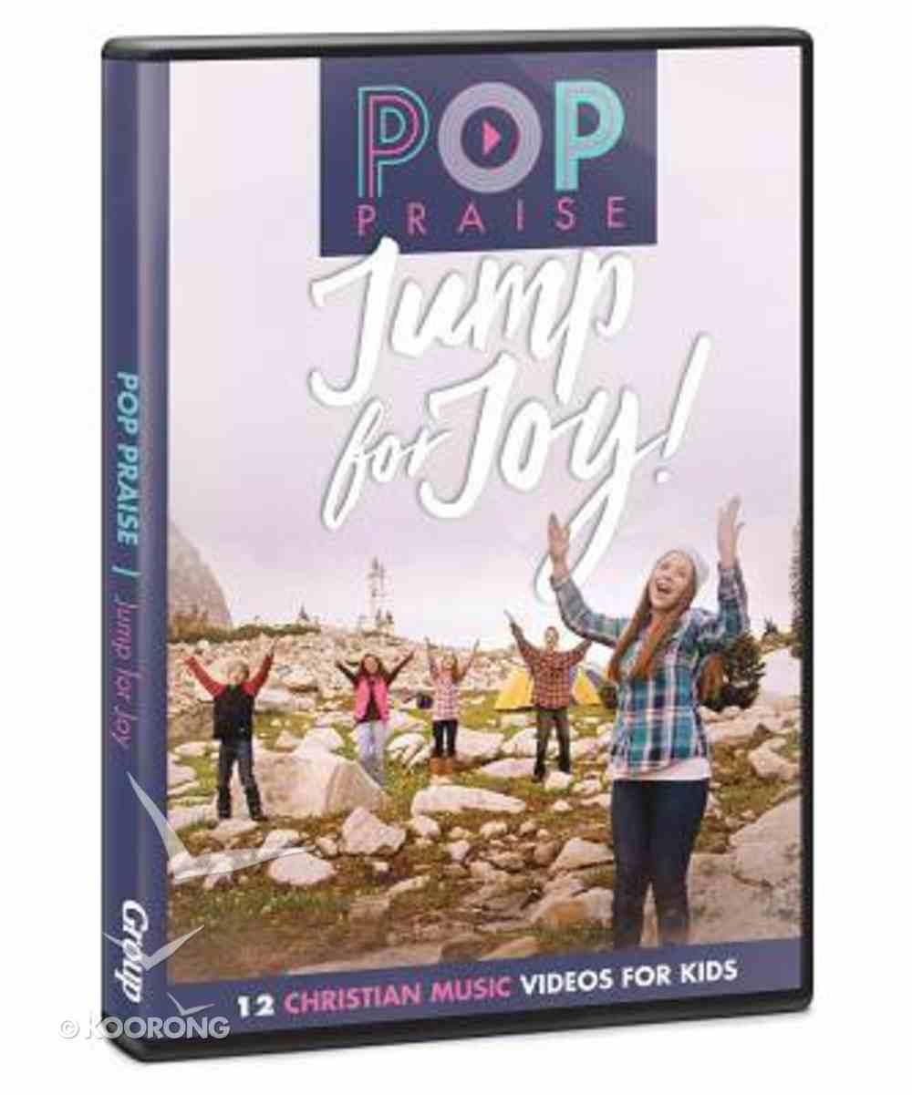 Pop Praise: Jump For Joy DVD