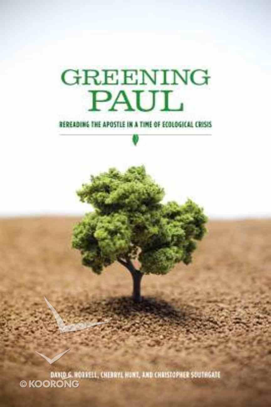 Greening Paul Paperback