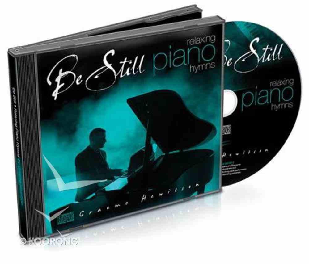 Be Still CD