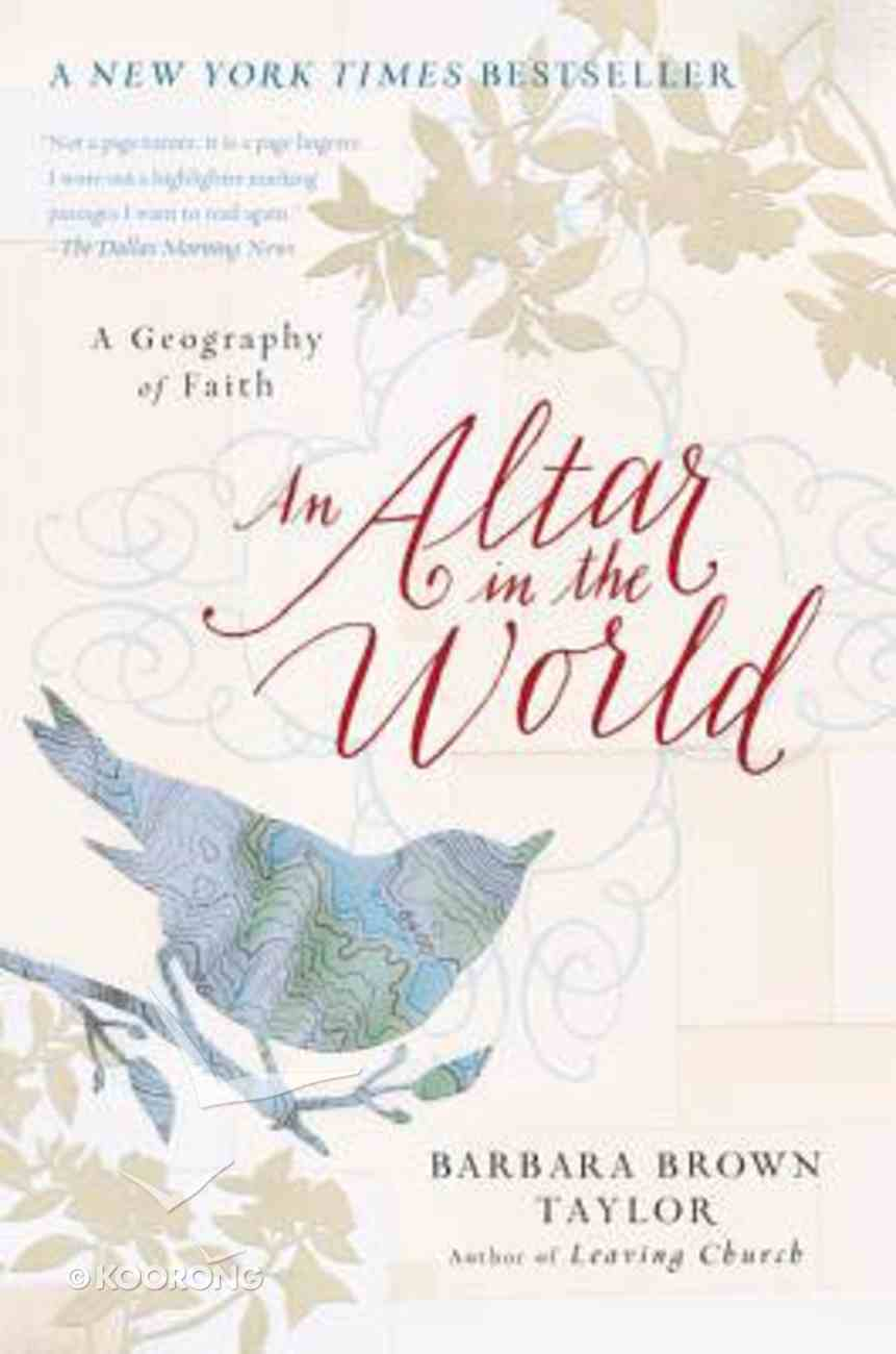 An Altar in the World Paperback