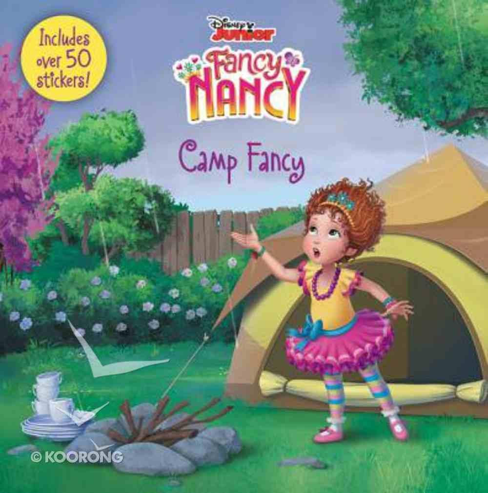 Fancy Nancy: Camp Fancy (I Can Read!1/fancy Nancy Series) Paperback