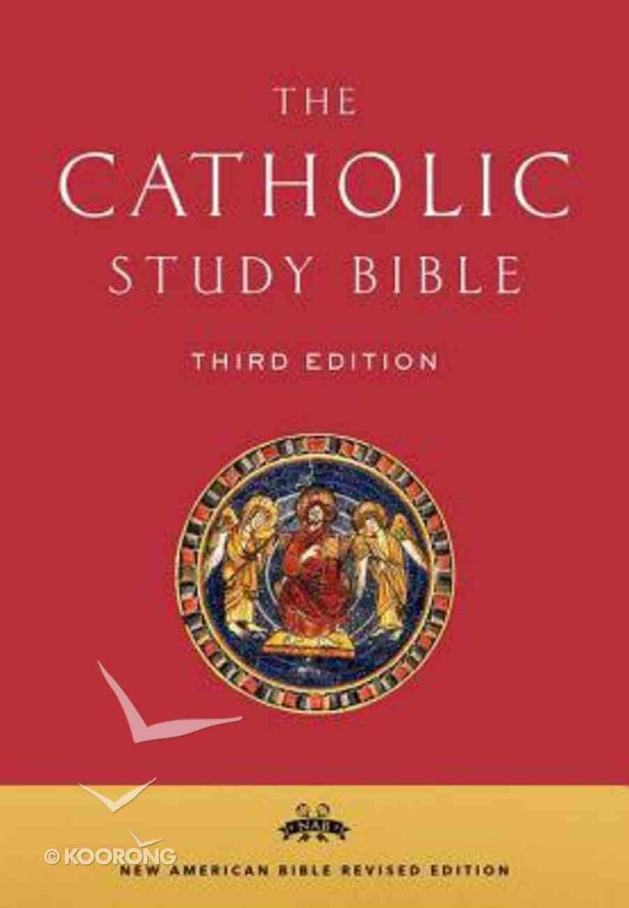 Nab Catholic Study Bible 3rd Edition Hardback