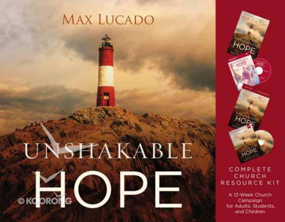 Unshakable Hope: Building Our Lives on the Promises of God (Church Campaign Kit) Pack