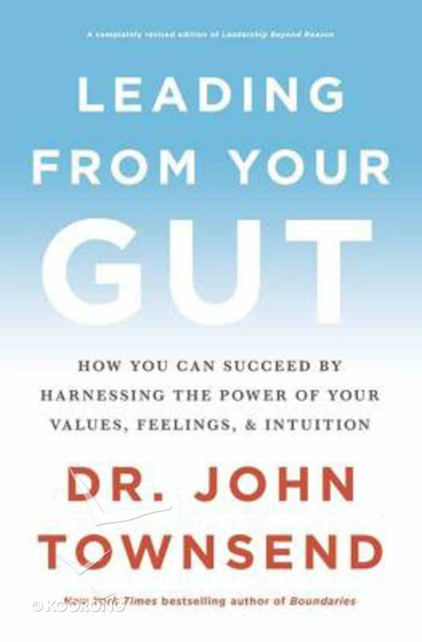 Leading From Your Gut eBook