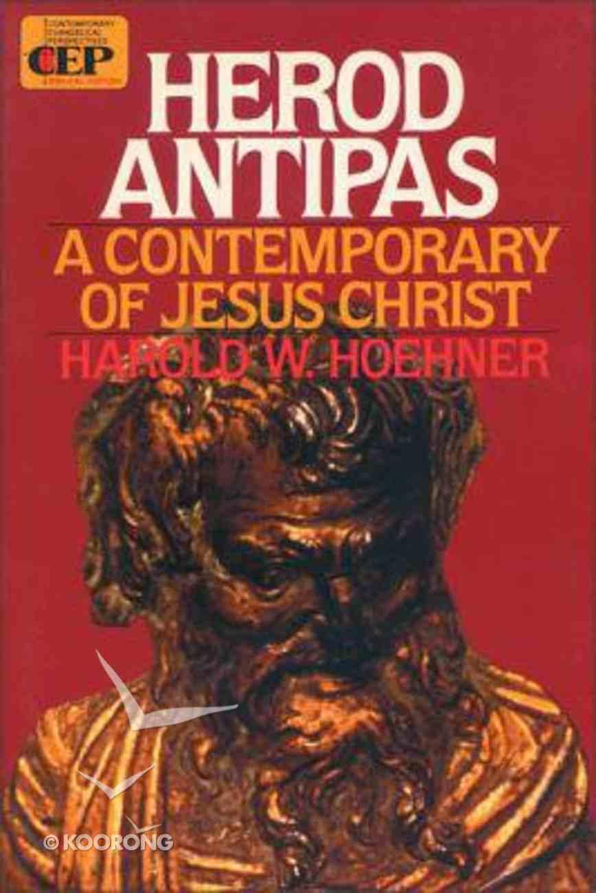 Herod Antipas Paperback