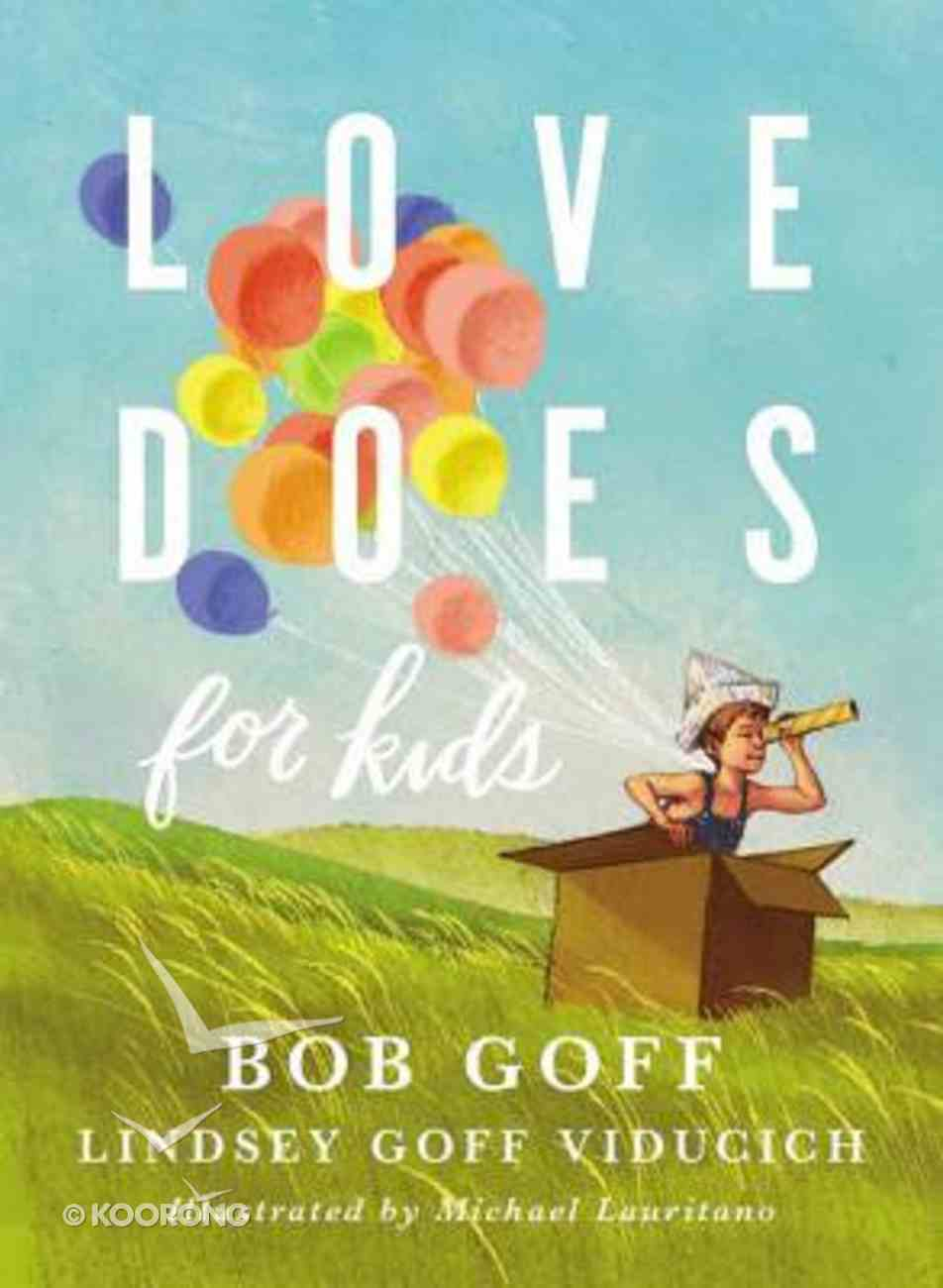 Love Does For Kids eBook