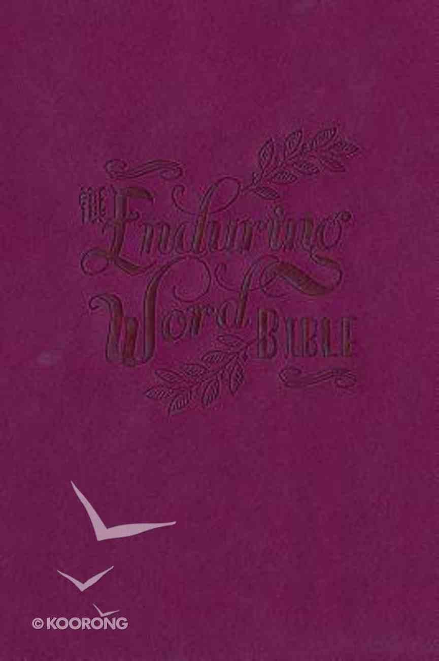 The ESV Enduring Word Bible Imitation Leather