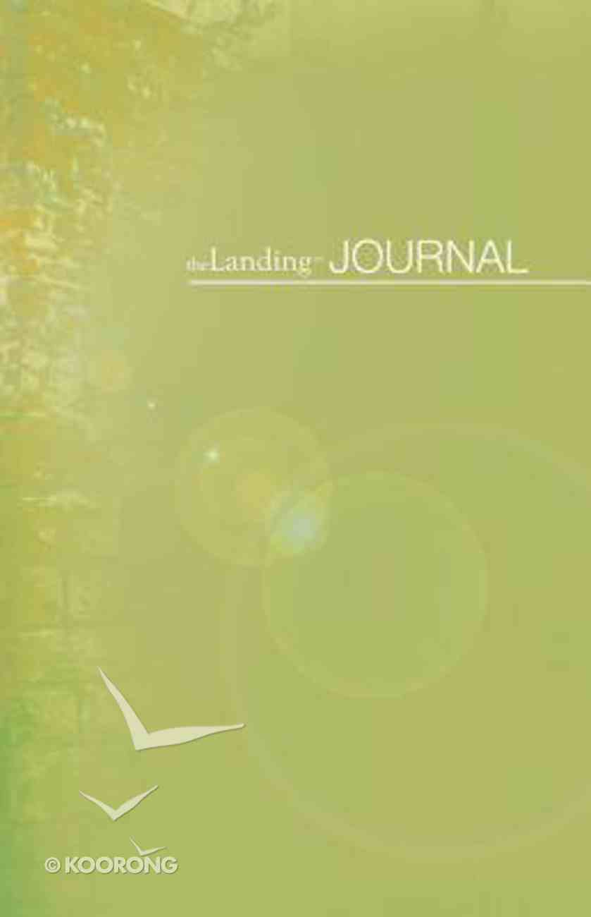 The Landing (Student Journal) (Celebrate Recovery Series) Paperback