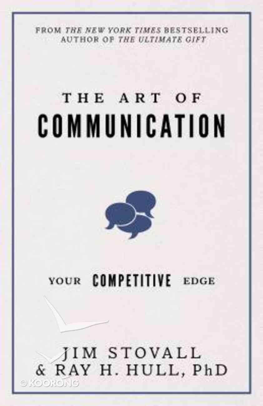 The Art of Communication Paperback