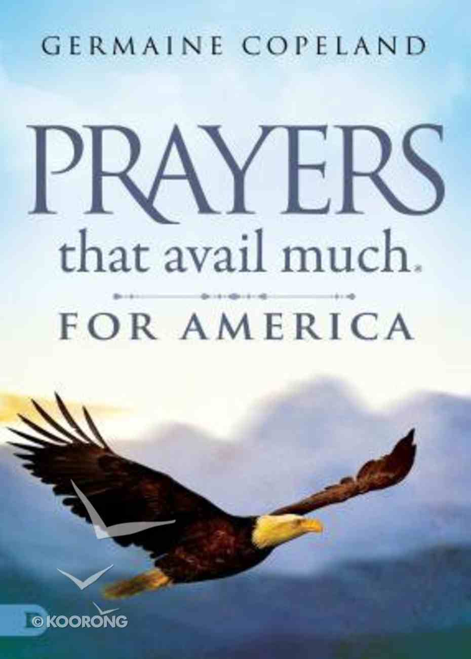 Prayers That Avail Much For America Hardback