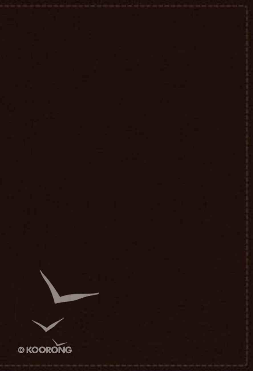 NKJV Study Bible Burgundy Full-Color Indexed (Black Letter Edition) Bonded Leather