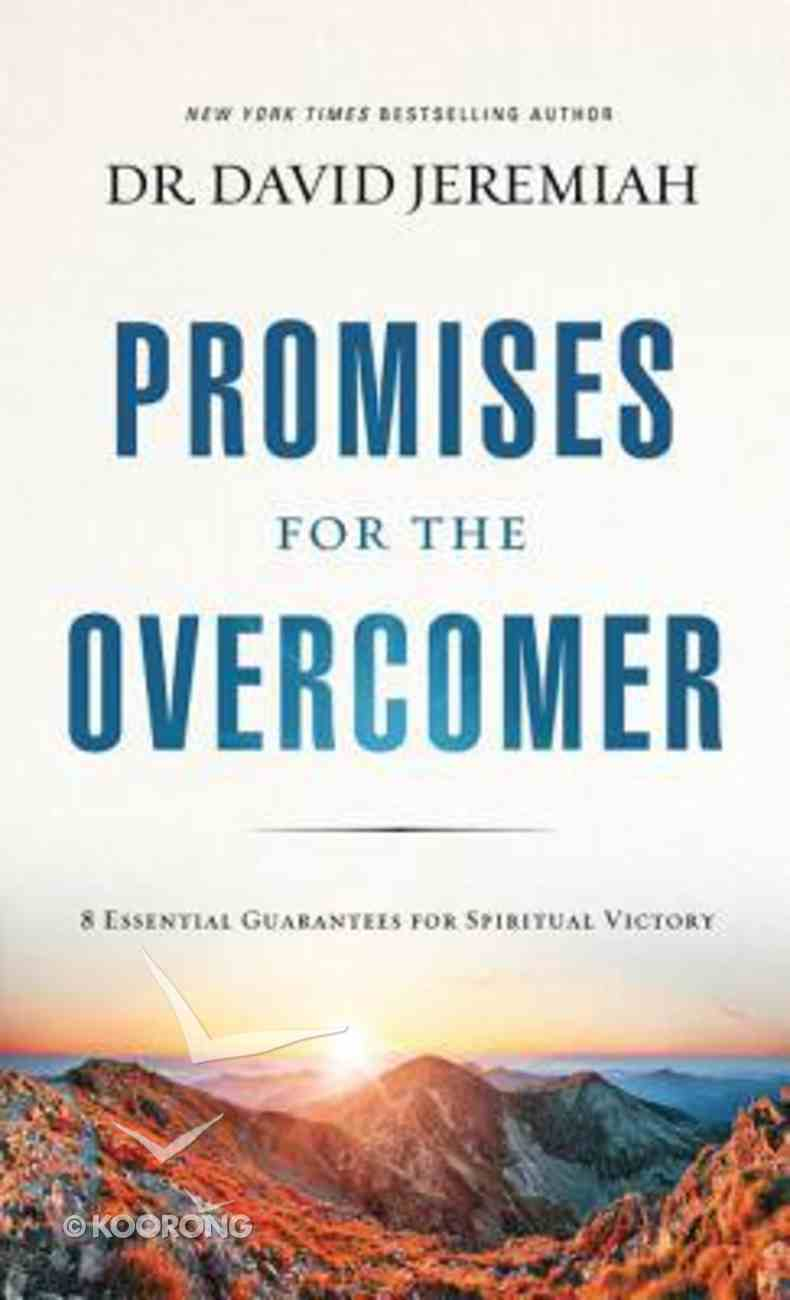Booklet Overcomer: Finding New Strength in Claiming God's Promises Booklet