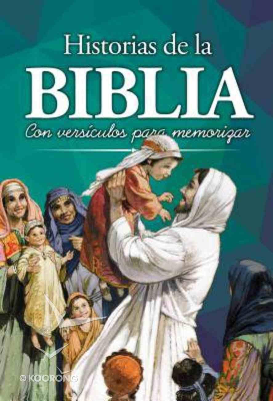 Historias De La Biblia Hardback