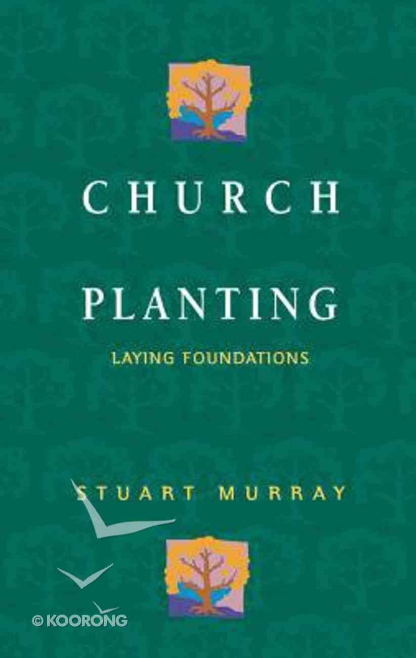 Church Planting Paperback