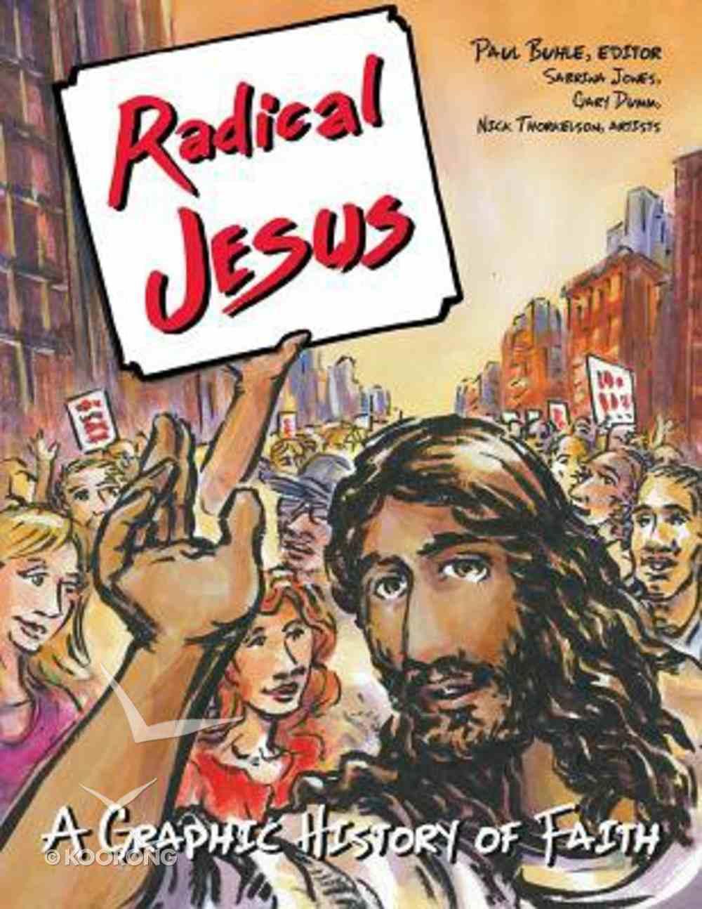 Radical Jesus Paperback