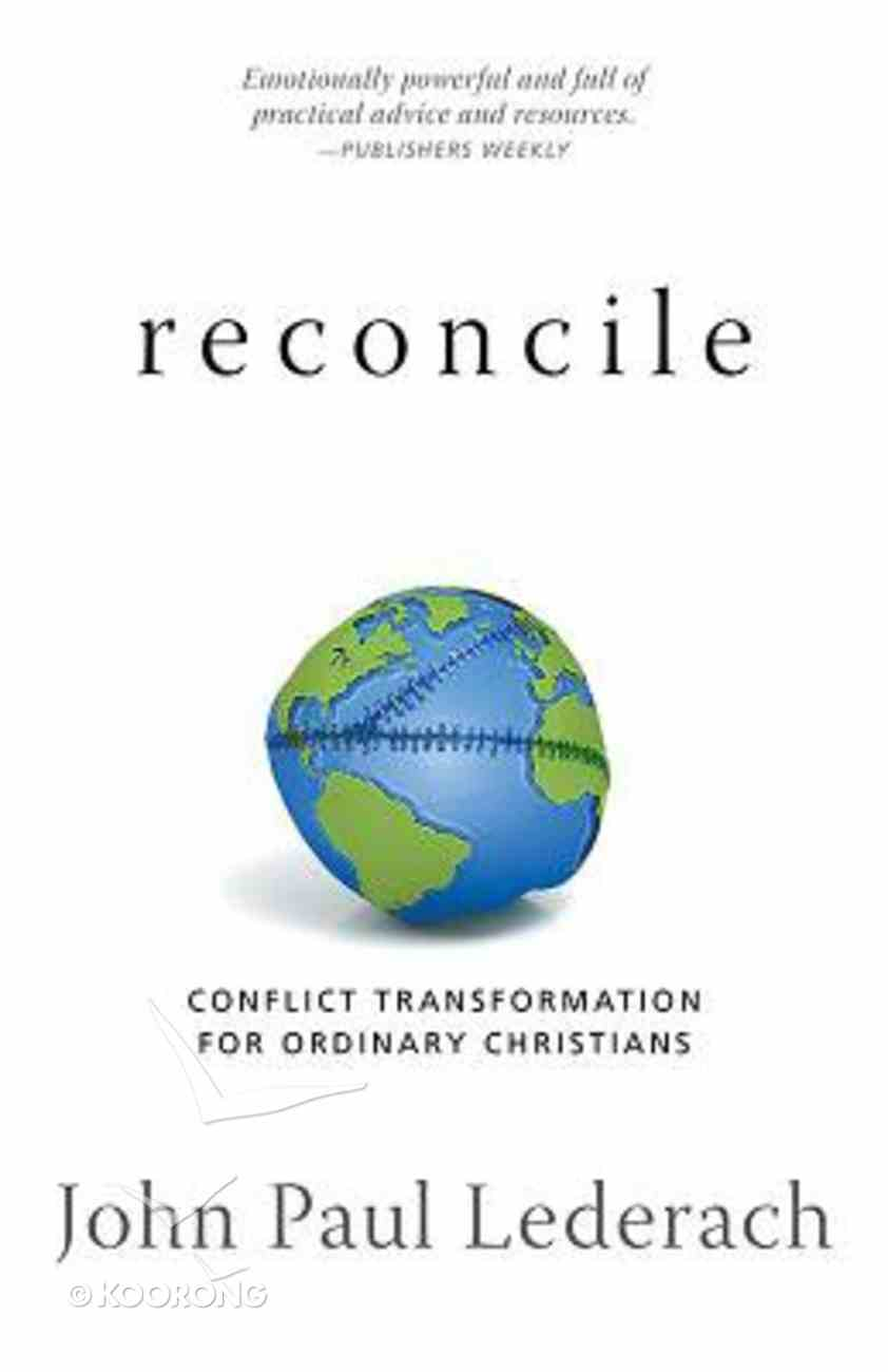 Reconcile Paperback
