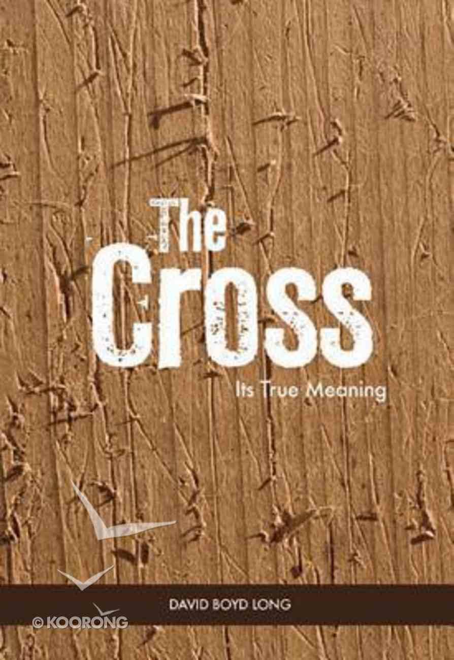 The Cross Paperback