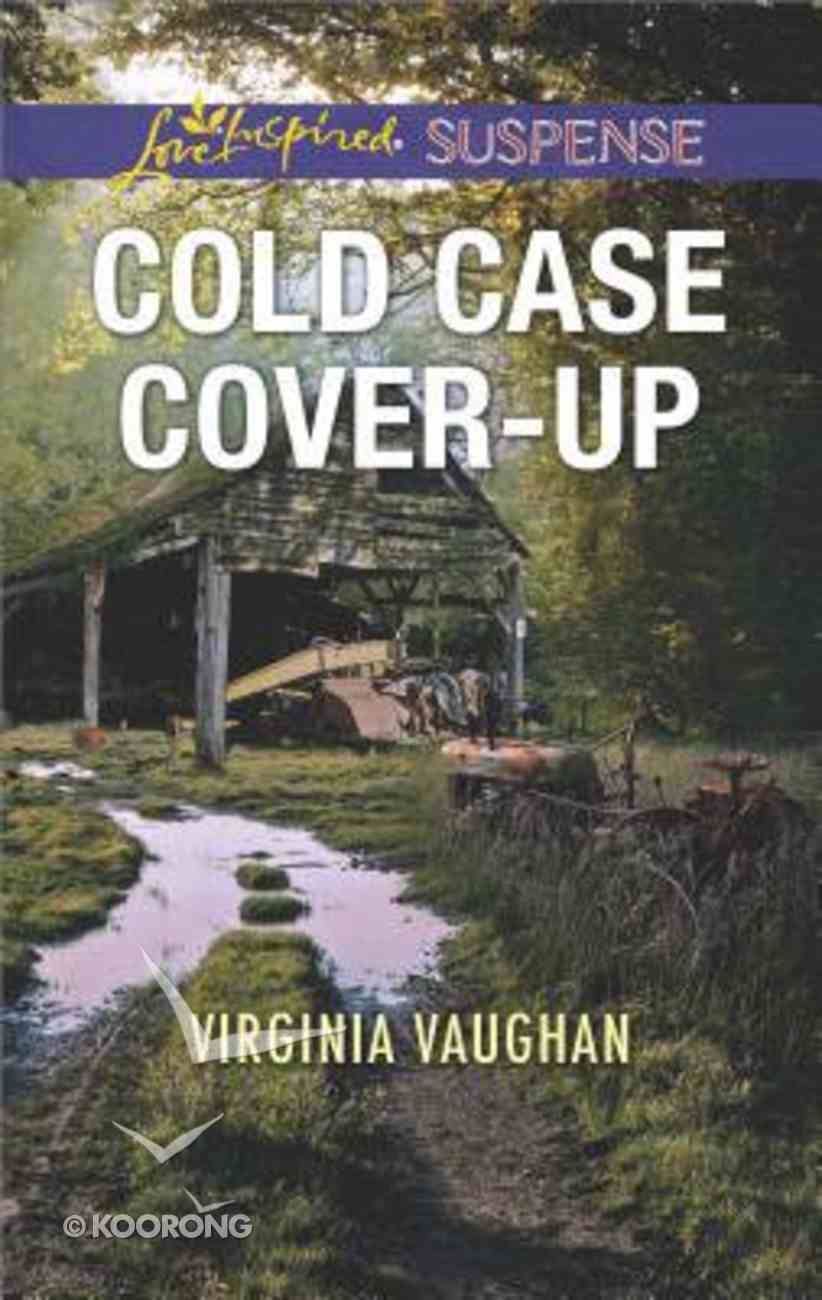Cold Case Cover-Up (Covert Operatives) (Love Inspired Suspense Series) Mass Market