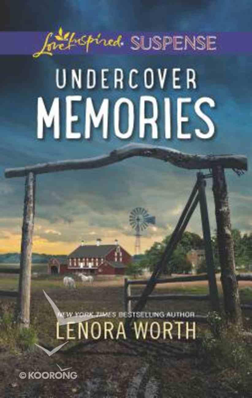 Undercover Memories (Love Inspired Suspense Series) Mass Market