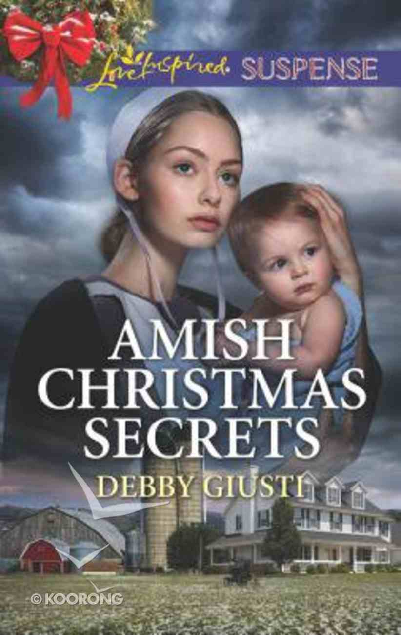 Amish Christmas Secrets (Amish Protectors) (Love Inspired Suspense Series) Mass Market