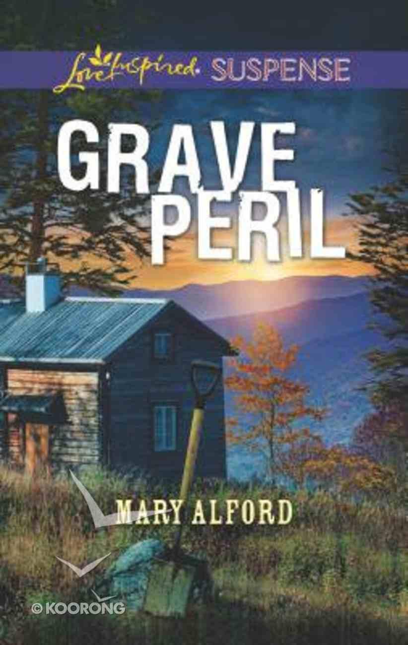 Grave Peril (Love Inspired Suspense Series) Mass Market