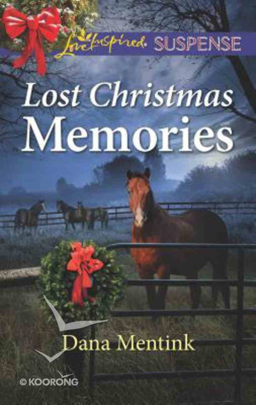 Lost Christmas Memories (Gold Country Cowboy) (Love Inspired Suspense Series) Mass Market