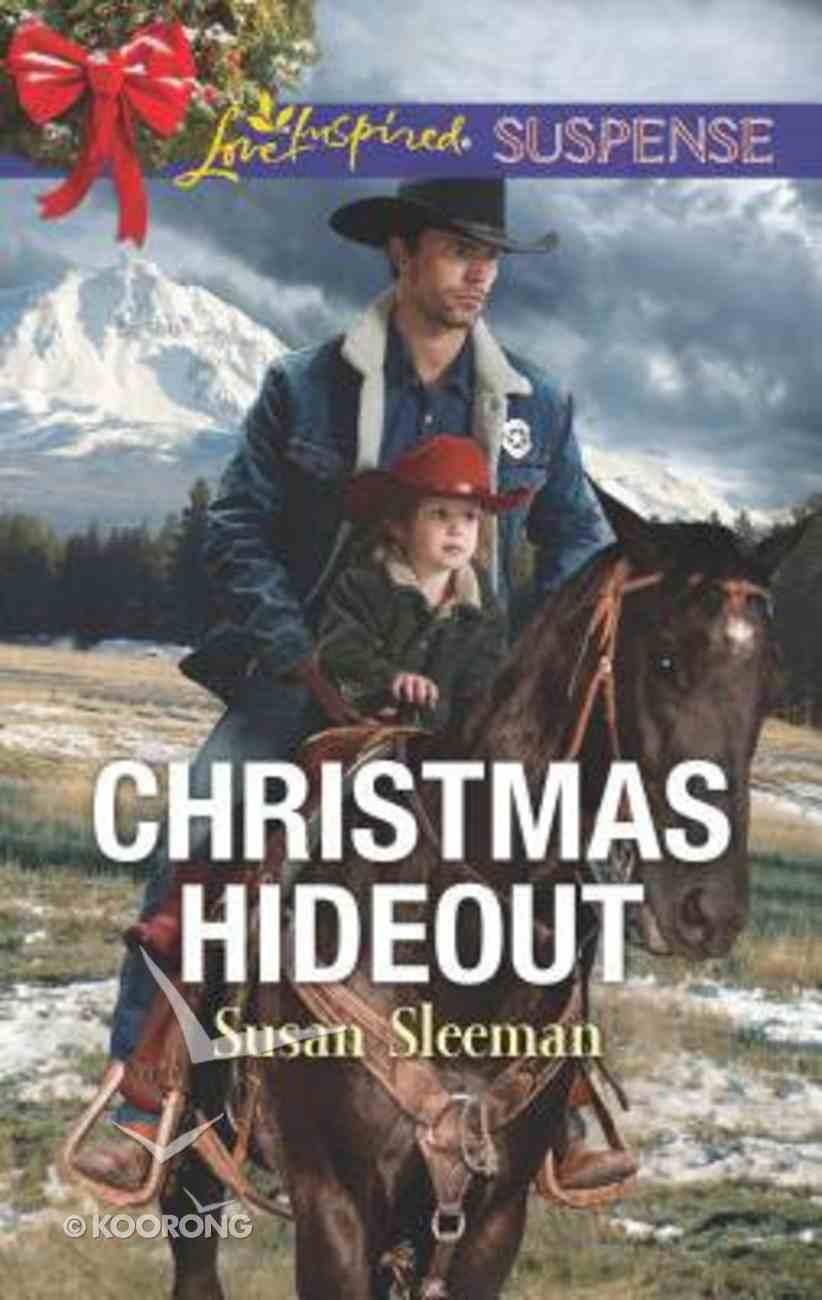 Christmas Hideout (Mckade Law #03) (Love Inspired Suspense Series) Mass Market