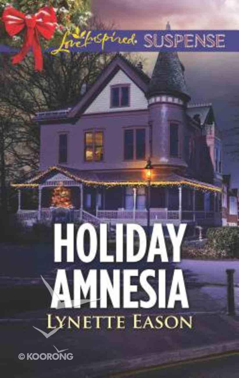 Holiday Amnesia (Wrangler's Corner) (Love Inspired Suspense Series) Mass Market