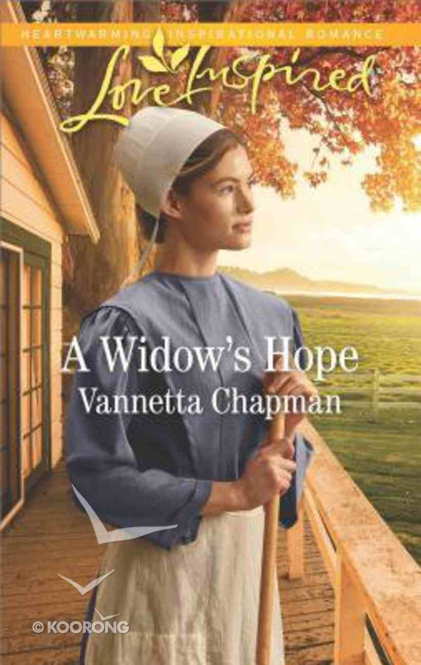 A Widow's Hope (Indiana Amish Brides) (Love Inspired Series) Mass Market