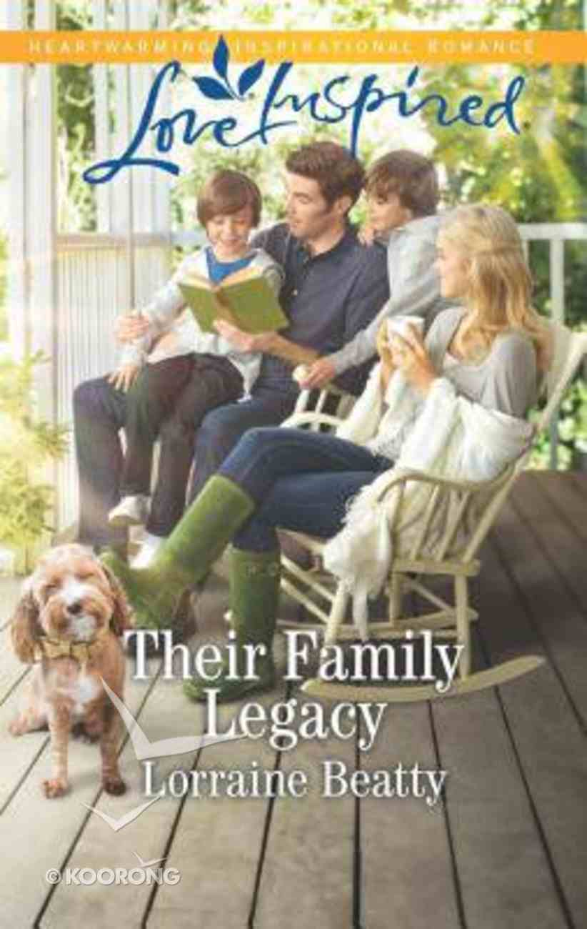 Their Family Legacy (Mississippi Hearts #02) (Love Inspired Series) Mass Market