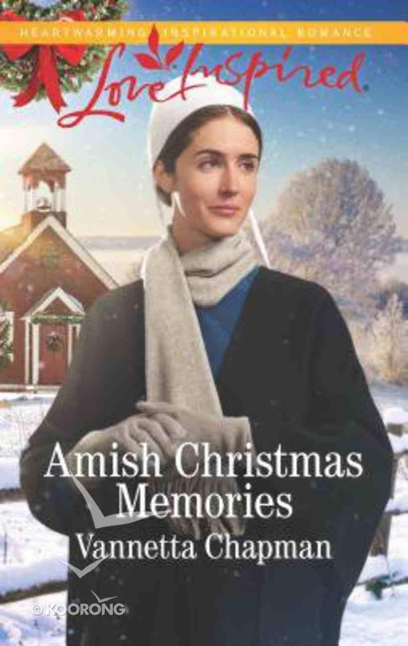 Amish Christmas Memories (Indiana Amish Brides) (Love Inspired Series) Mass Market