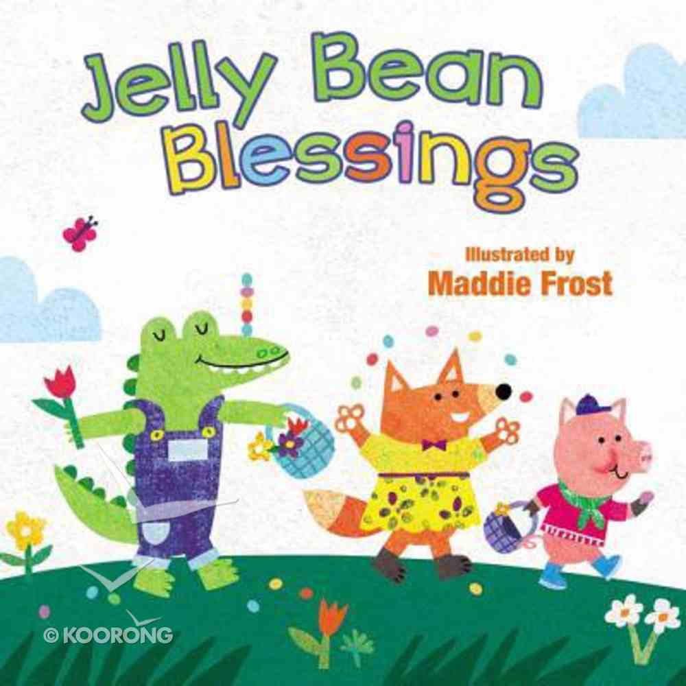 Jelly Bean Blessings Board Book