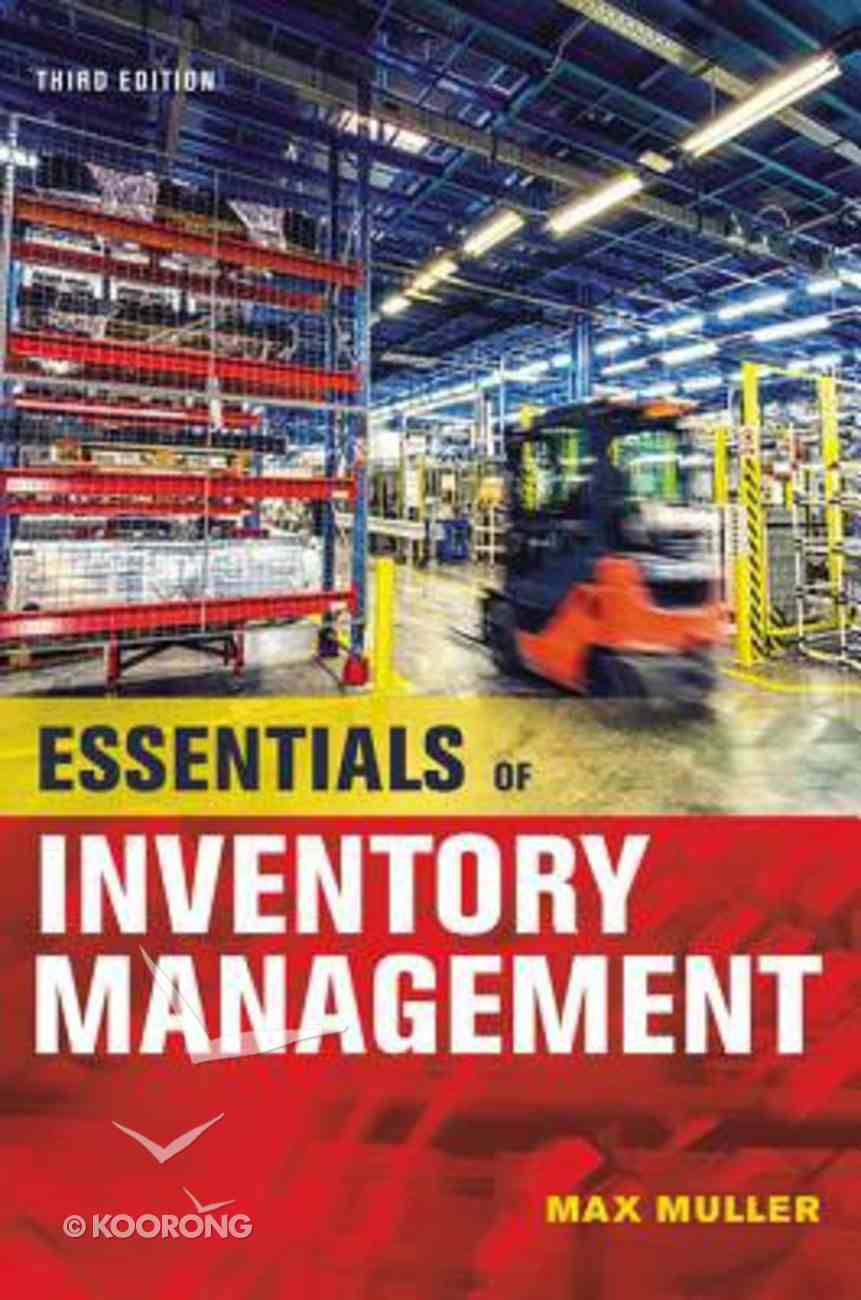 Essentials of Inventory Management Hardback