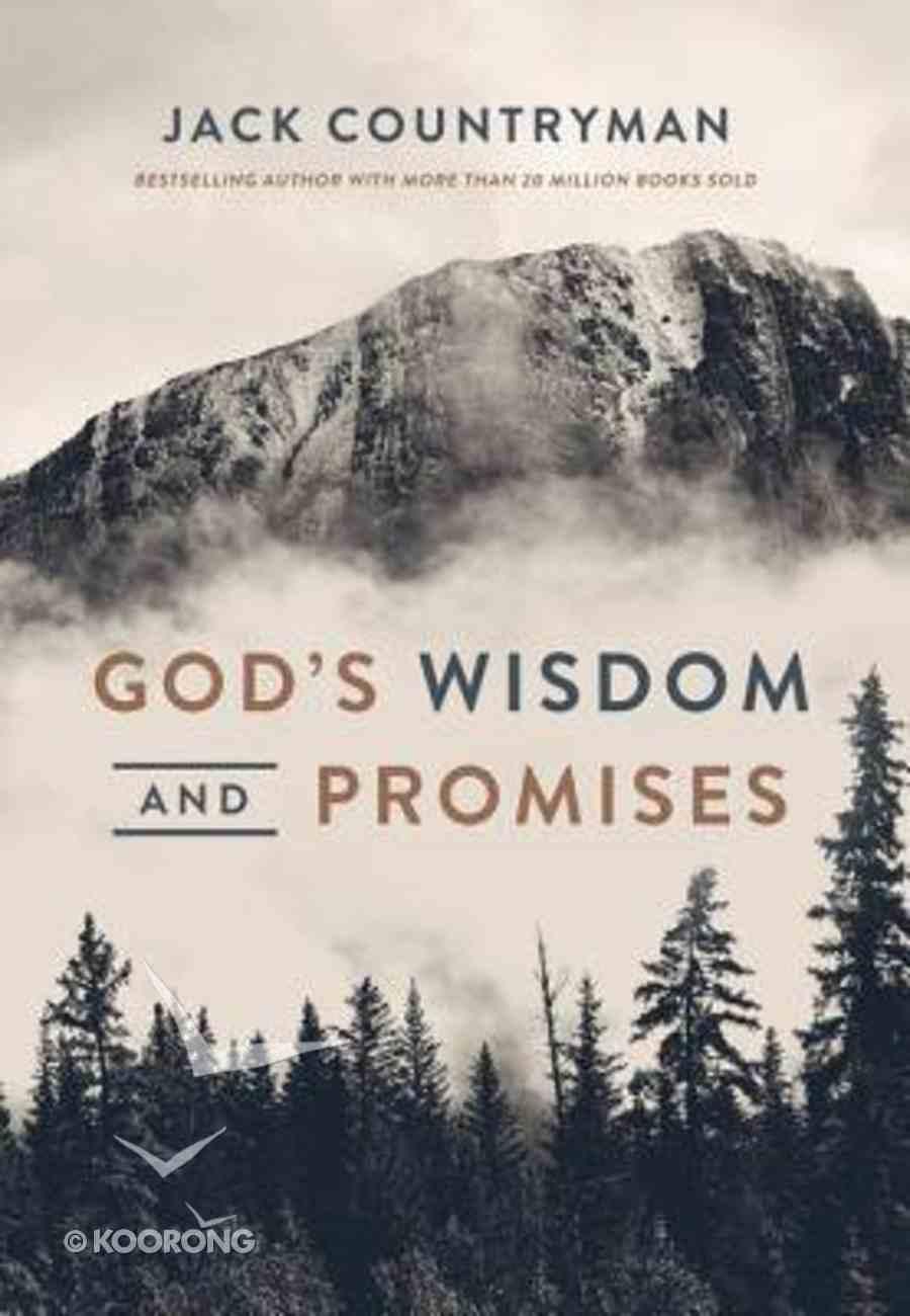 God's Wisdom and Promises Hardback