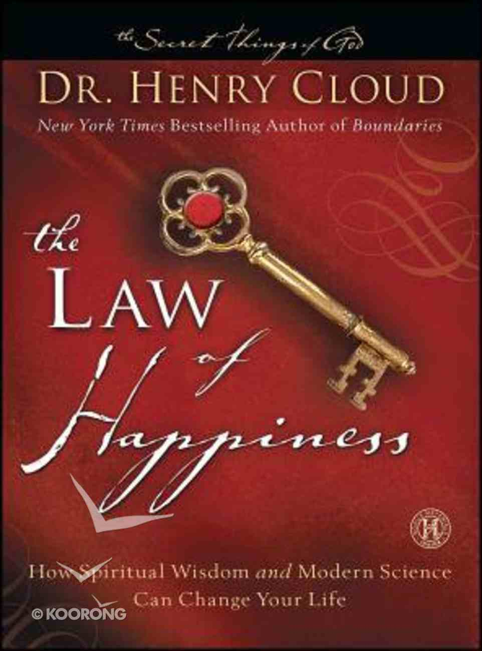 The Law of Happiness Paperback