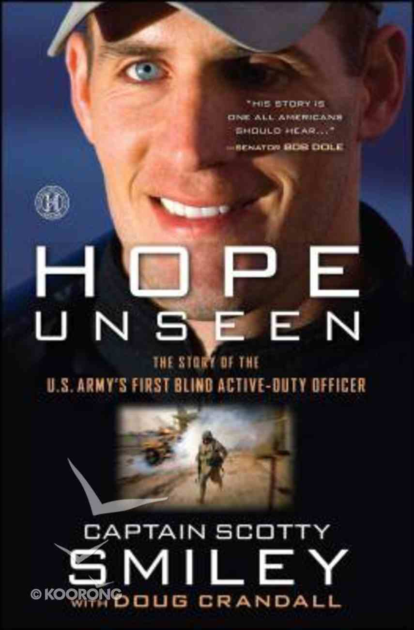 Hope Unseen Paperback