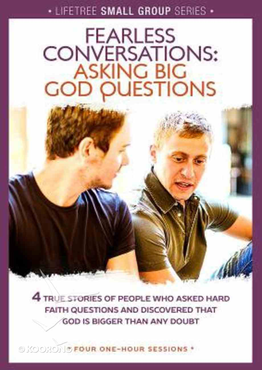 Lifetree: Fearless Conversations (Small Group Dvd Study) Dvd-rom