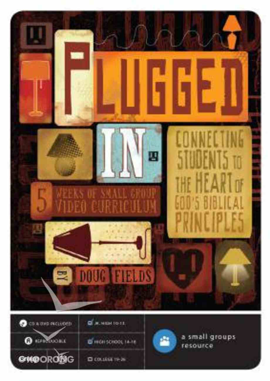 Plugged in 5 Week Curriculum (10 Minute Moment Series) DVD