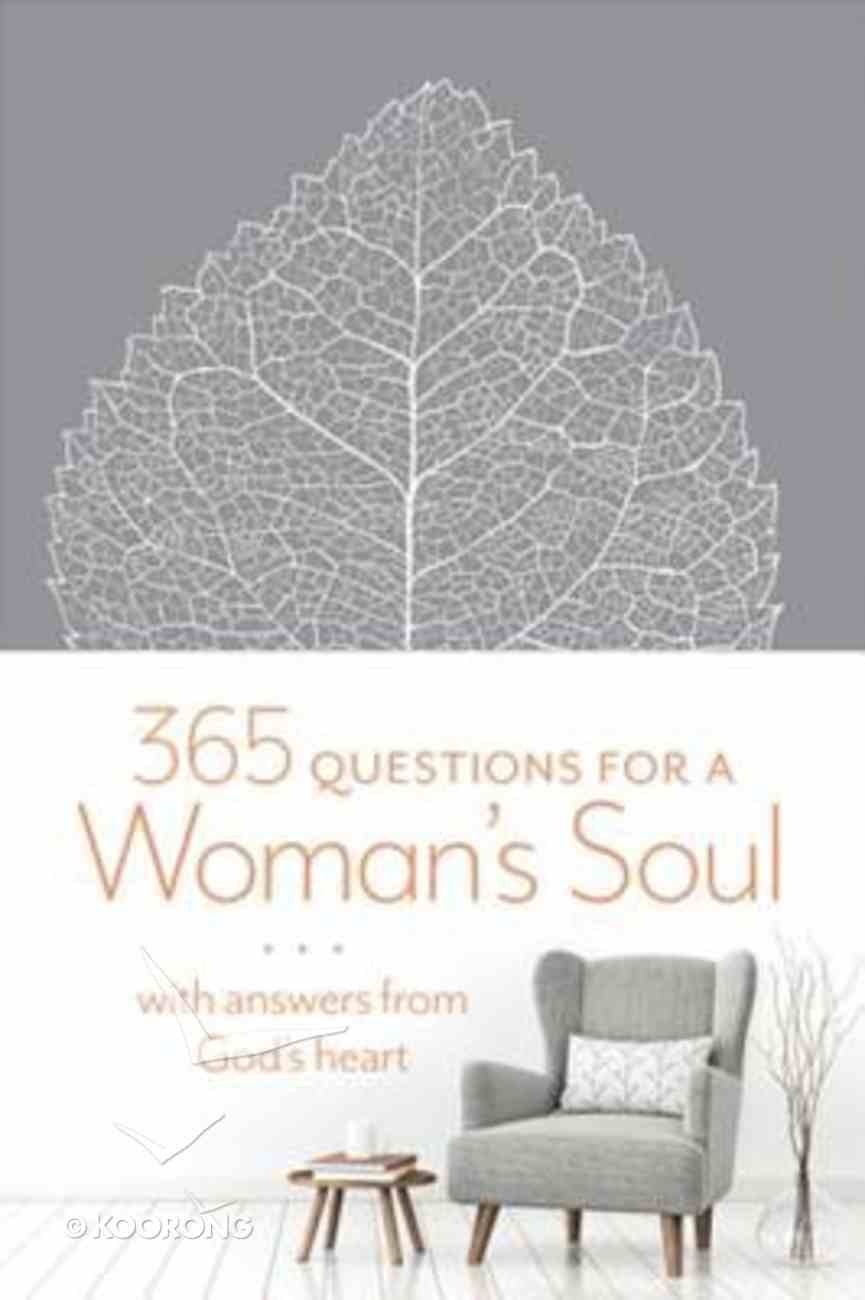 365 Questions For a Woman's Soul eBook