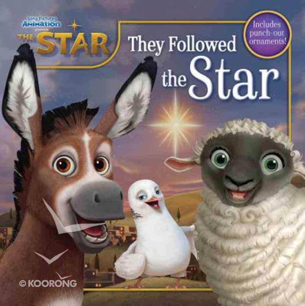 They Followed the Star (The Star Movie Tie-in) Paperback