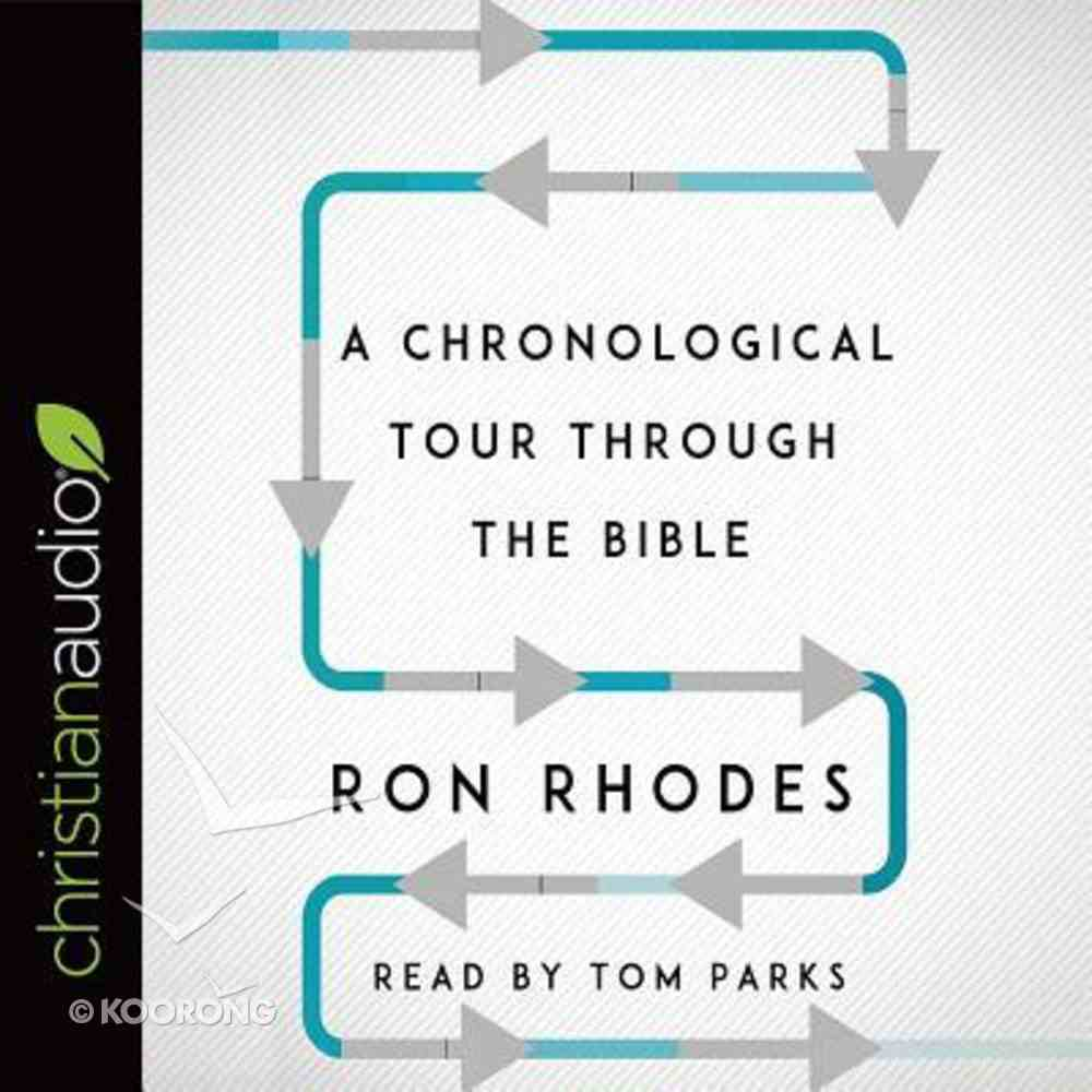 A Chronological Tour Through the Bible (Unabridged, 13 Cds) CD