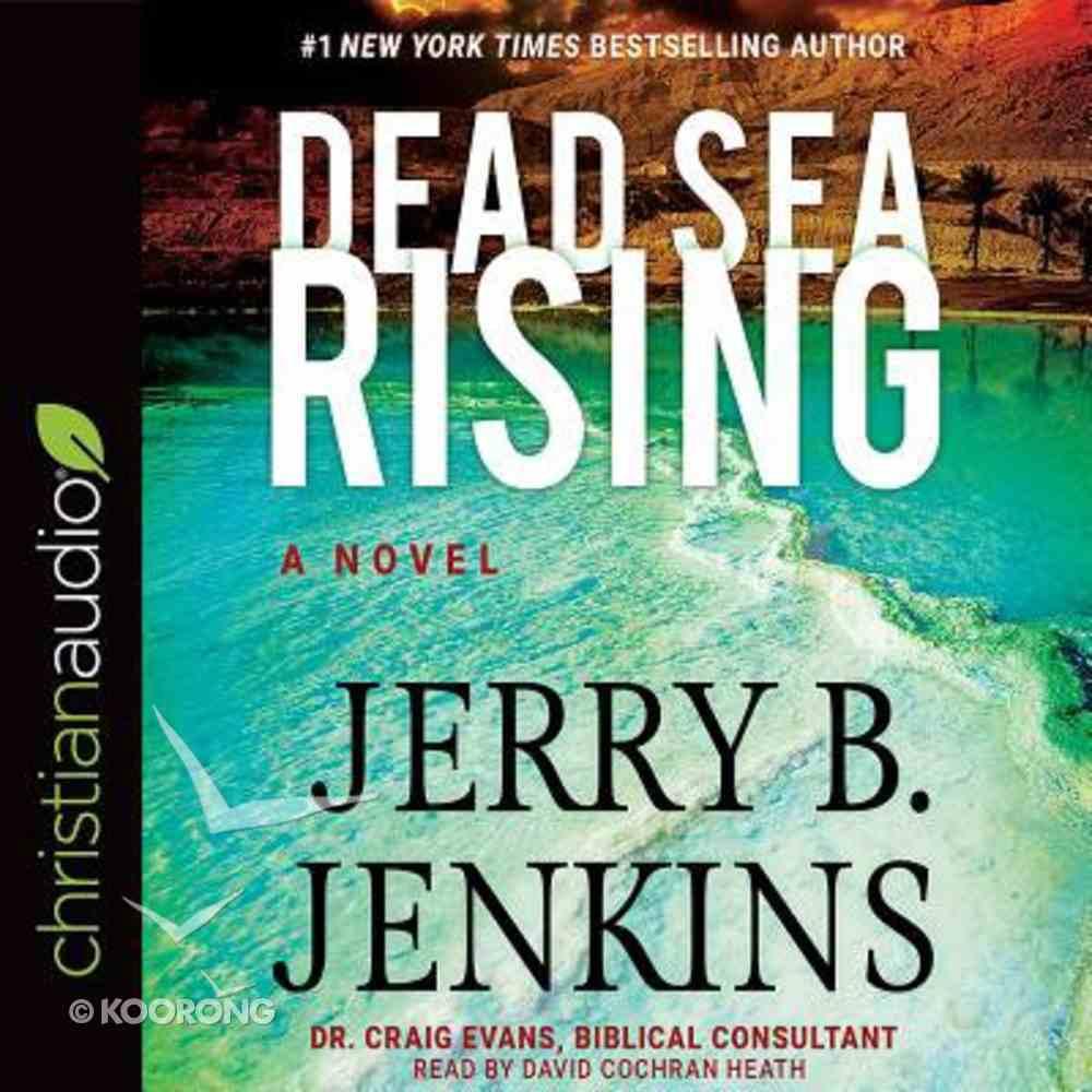 Dead Sea Rising (Unabridged, 8 Cds) CD
