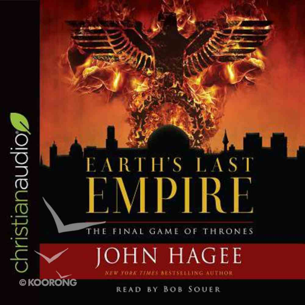 Earth's Last Empire: The Final Game of Thrones (Unabridged, 10 Cds) CD