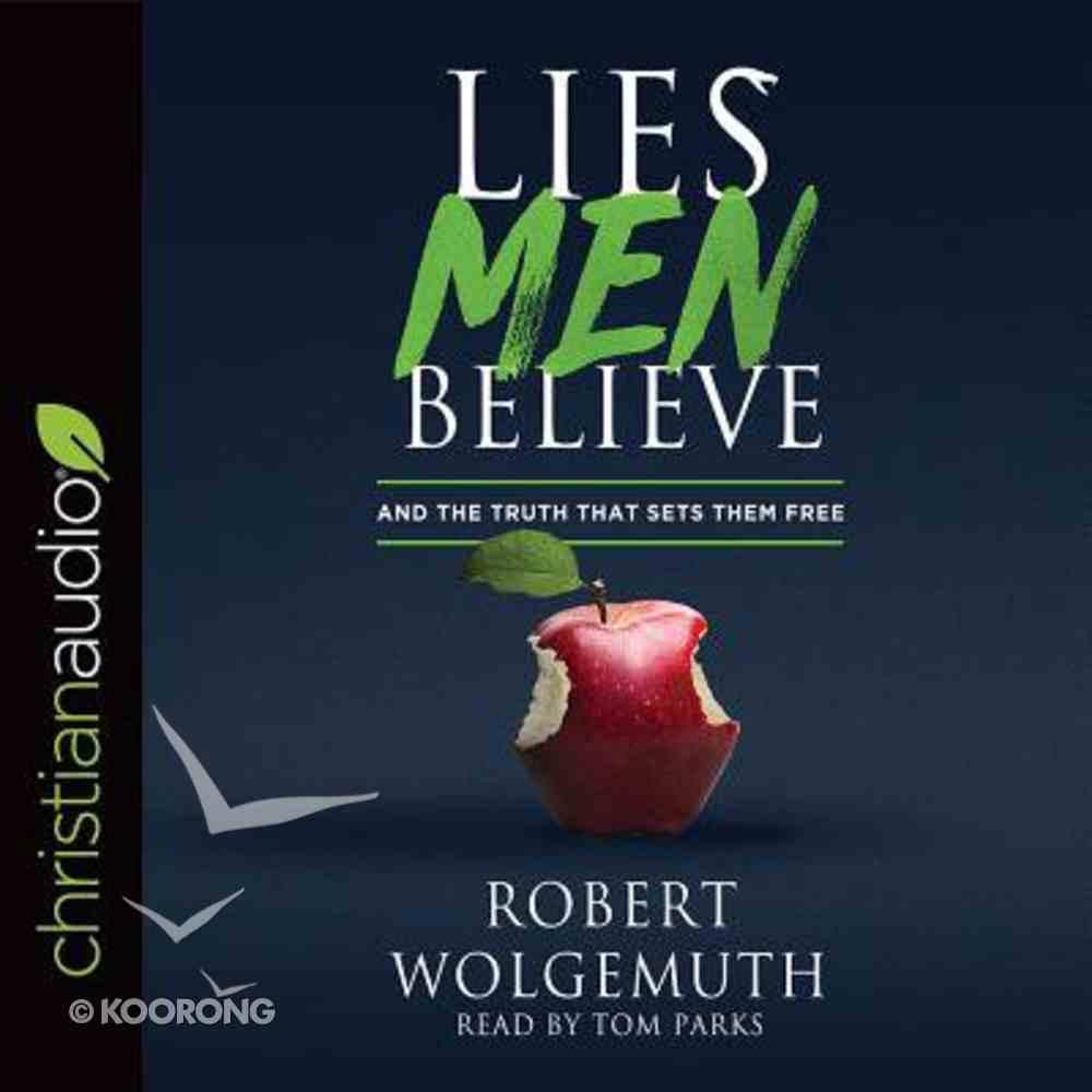 Lies Men Believe (Unabridged 8 Cds) CD