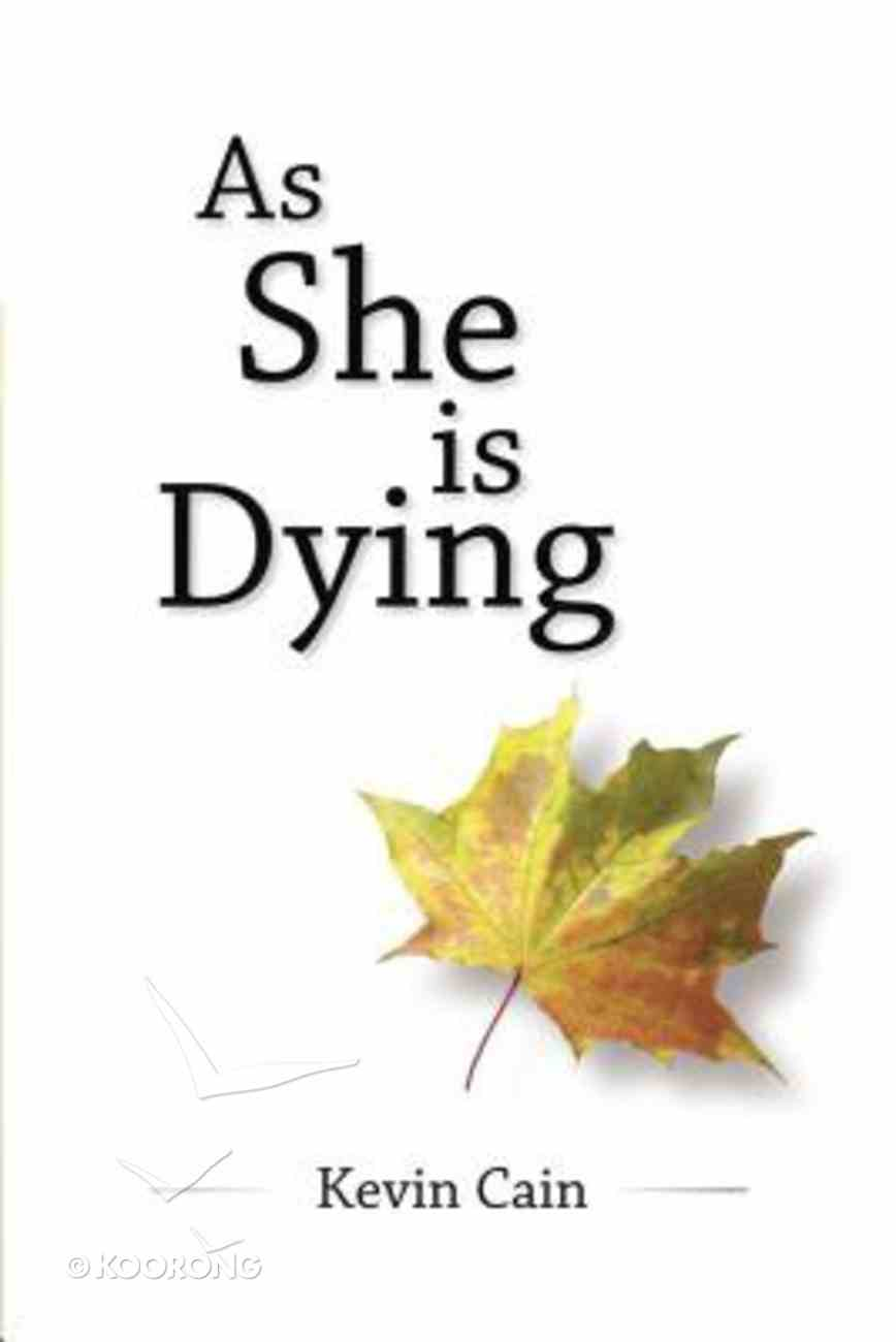 As She is Dying eBook