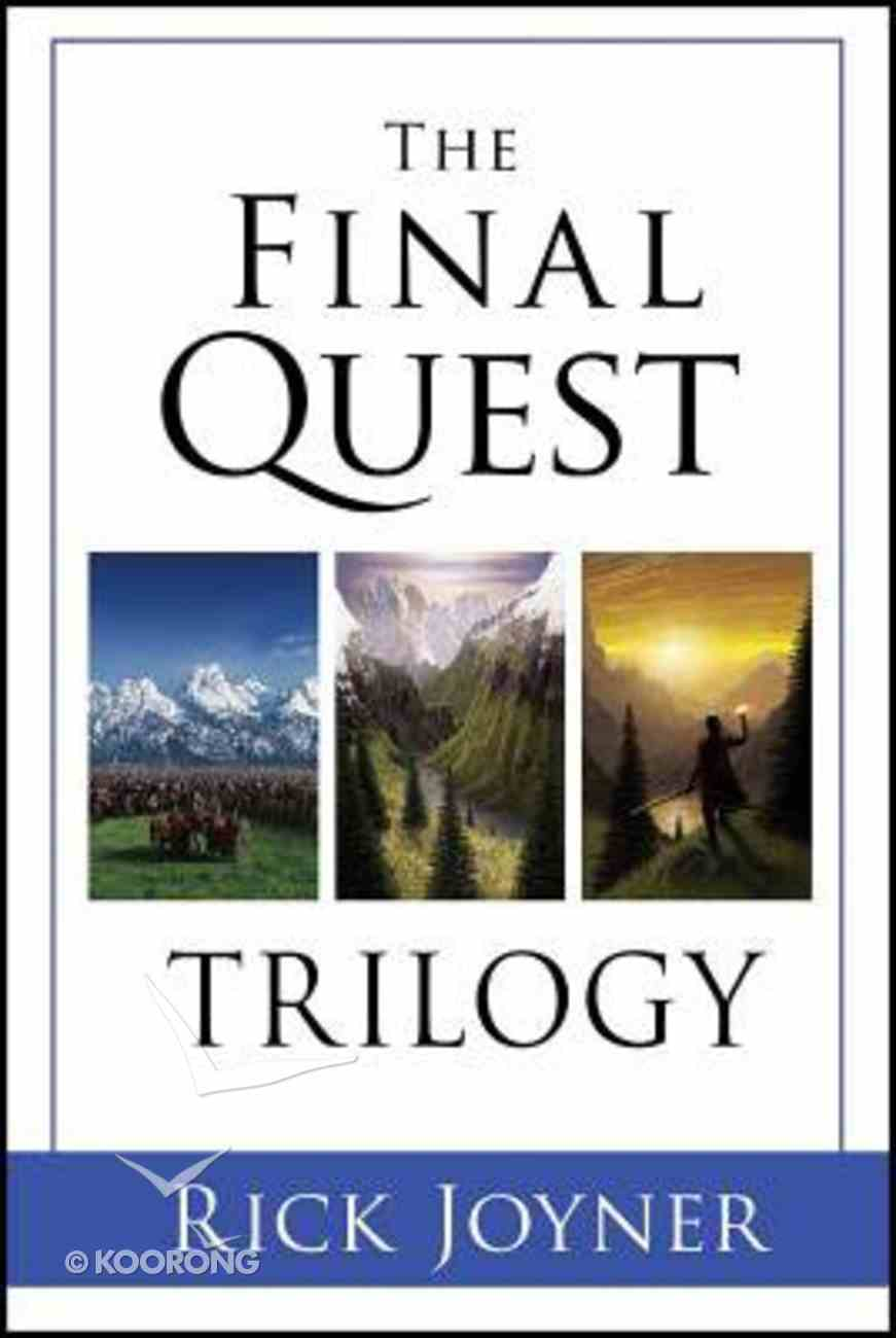 The Final Quest Trilogy (New Version/cover) Hardback