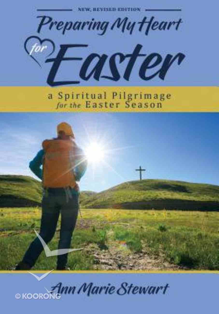 Preparing My Heart For Easter Paperback