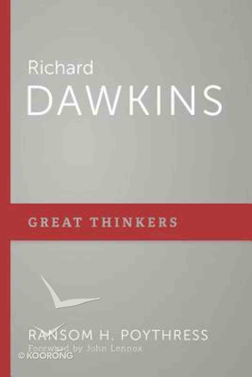 Richard Dawkins (Great Thinkers Series) Paperback